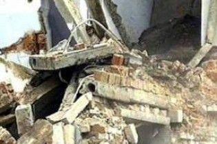 У Тбілісі обвалився багатоповерховий будинок. Є жертви