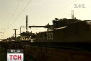 Українська армія тренується вибивати з Криму умовного ворога