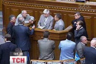 Партія регіонів запропонувала нову коаліцію