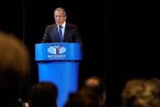 Лавров не переймається відмовою лідерів країн СНД приїхати на саміт