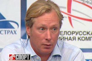 Після Білорусі Михайличенко полетів на відпочинок