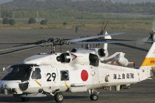 У Японії розбився військовий гелікоптер