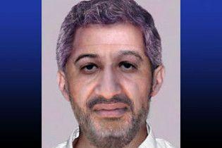 ФБР опублікувало зображення Усами бен Ладена без тюрбана і бороди