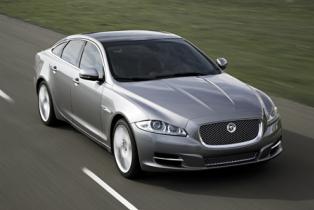 Ціни на абсолютно новий Jaguar XJ