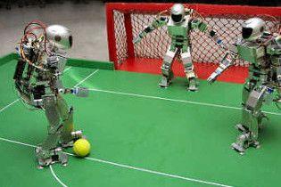 Китай проведе Олімпійські ігри роботів