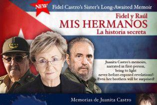Сестра Фіделя Кастро зізналася, що працювала на ЦРУ