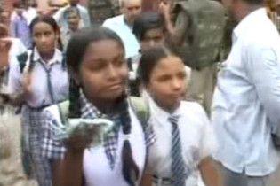 П'ять дітей загинули і 30 поранені в тисняві в школі в Нью-Делі
