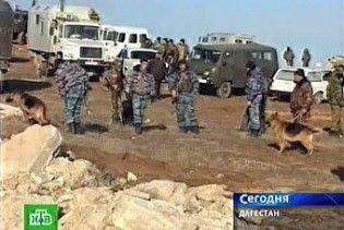 У дагестанському селі введений режим контртерористичної операції