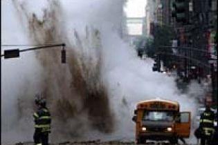 Вибух на Манхеттені