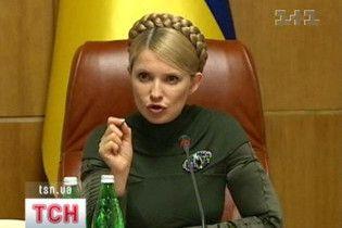 """Тимошенко: 8 членів ЦВК """"знаходяться на хабарах"""" від Януковича"""