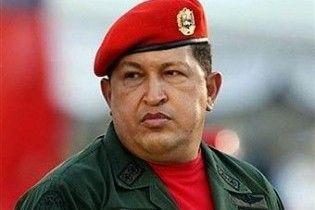 Чавес звинуватив США та Канаду у дестабілізації ситуації в Венесуелі