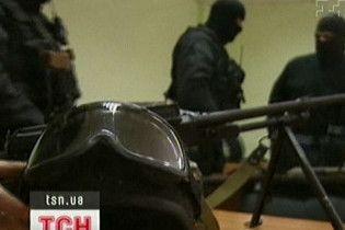 Елітний спецназ СБУ готується до антипіратської операції в Сомалі