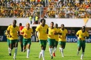 Збірна Того відмовилася від участі в Кубку націй через обстріл