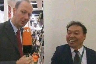 Німецьких журналістів звинуватили в образі честі громадян Китаю
