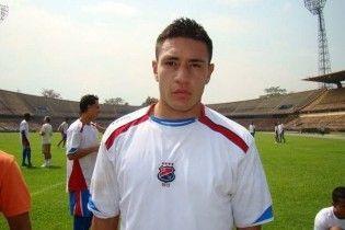 В Колумбії застрелили 20-річного футболіста
