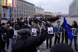 Затримані в Мінську опозиціонери відпущені
