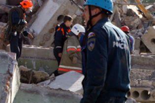 Під завалами цеху загинуло шестеро людей