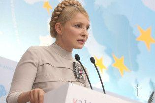 Тимошенко не готова грати з Польщею у футбол