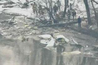 У штаті Іллінойс розбився вантажний літак