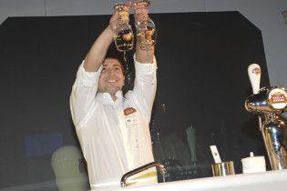 У Нью-Йорку визначений найкращий бармен Stella Artois 2009!