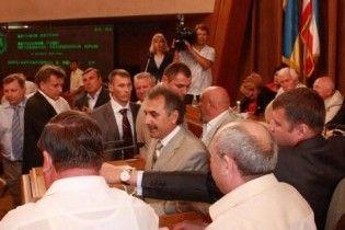 Парламент Криму ледь не оголосив війну Гондурасу