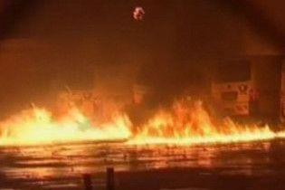В Берліні зловмисники спалили п'ять машин