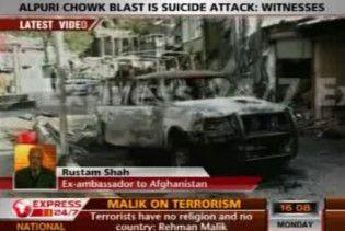 41 людина загинула в результаті вибуху в Пакистані