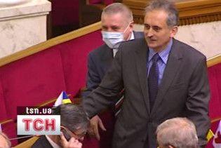 Рада вирішила виділити на боротьбу з грипом тільки 200 млн грн