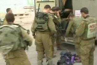 Військові Ізраїлю влаштували стрілянину на кордоні з сектором Гази