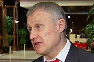 Суркіс: я ніколи не втручаюся у визначення складу на гру збірної України