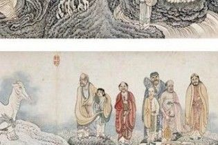 Картина китайського каліграфа встановила абсолютний рекорд на аукціоні