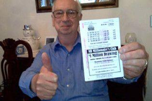 Американець вдруге виграв у лотерею більше мільйона доларів