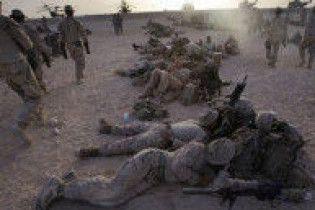 За останню добу в Афганістані вбиті десятки бойовиків і військових