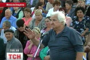 Газова війна на Миколаївщині: власник труби залишив 250 будинків без палива