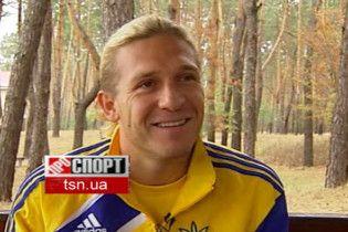 Михайличенко пояснив відсутність Вороніна у збірній України