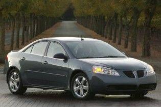 Pontiac припинив випуск автомобілів