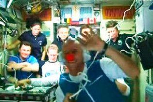 """""""Перший космічний клоун"""" переніс невагомість краще, ніж космонавти"""