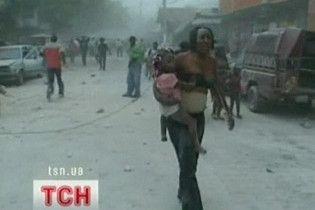 Новий землетрус магнітудою 4,7 стався на Гаїті