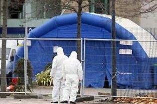 В Північній Ірландії терористи атакували штаб-квартиру поліції