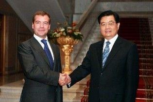 Росія і Китай створять лінію прямого зв'язку між главами двох країн