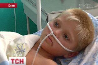 У Криму 13 підлітків потрапили до лікарні через дурман-зерна