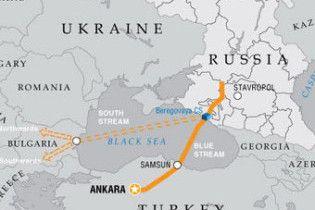 """Росія імітує міжнародну підтримку """"Південного потоку"""", щоб вплинути на Україну"""