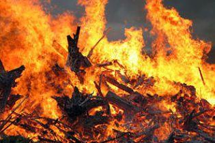 Пожежа в Ялті