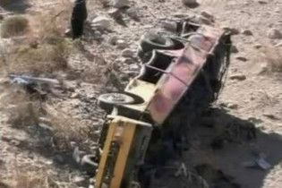 14 людей загинули в результаті катастрофи автобуса в Мексиці