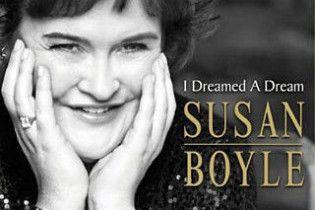 Диск Сьюзан Бойл став бестселером року у Великобританії