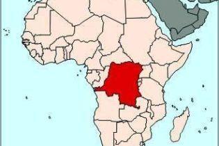 Залізнична катастрофа у Конго