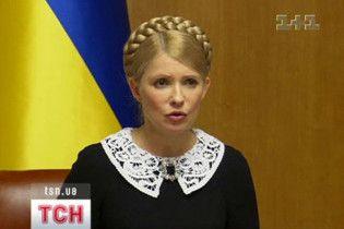У разі програшу на виборах Тимошенко піде в опозицію