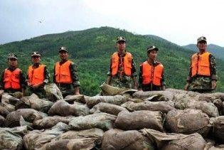 Зсув ґрунту в Китаї забрав життя 23 людей