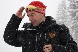 Фото Мєдвєдєва стало четвертим серед найдорожчих фотографій світу