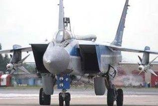 Росія офіційно підтвердила існування контракту на продаж МіГ-31Е сирійцям